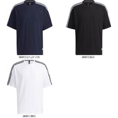 アディダス adidas 11MMH3STLOOSETEE JKL55 マルチSPハンソデTシャツ