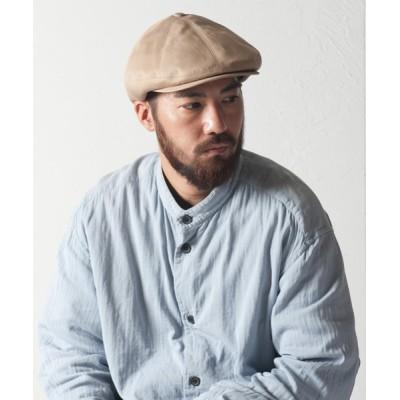 Ray's Store / CG Cas Hunting / コットンギャバキャスハンチング MEN 帽子 > キャップ