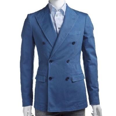 ドルチェ&ガッバーナ DOLCE&GABBANA ジャケット メンズ G2EU5T G8O57 ブルー 目玉商品 G-SALE