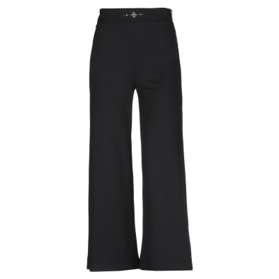 HIGH by CLAIRE CAMPBELL パンツ ブラック 38 ポリエステル 95% / ポリウレタン 5% パンツ