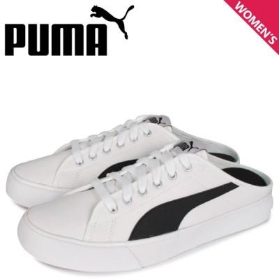 PUMA プーマ バリ ミュール スニーカー サンダル レディース BALI MULES ホワイト 白 37131802