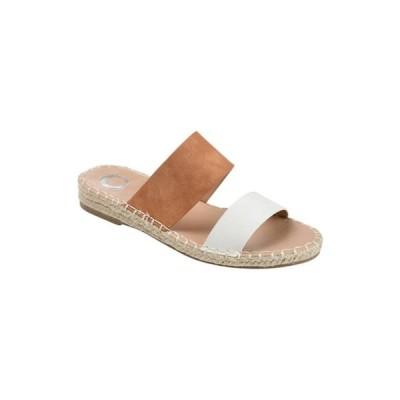ジュルネ コレクション レディース サンダル シューズ Comfort Foam Suzzie Sandals