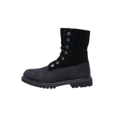 ティンバーランド ブーツ&レインブーツ レディース シューズ AUTHENTICS - Lace-up ankle boots - black