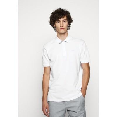 フューゴ ポロシャツ メンズ トップス DARUSO - Polo shirt - white