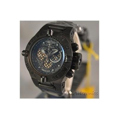 メンズ 腕時計 インヴィクタ New Mens Invicta 6545 Subaqua Noma IV Chronograph Black Rubber Watch