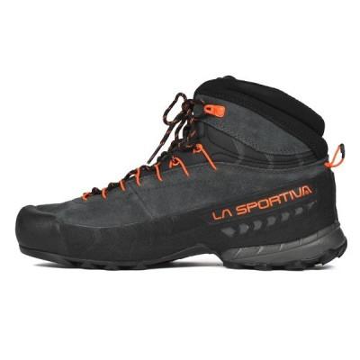 ラ・スポルティバ LA SPORTIVA TX4 Mid GTX Carbon/Flame トラバースX4ミッドゴアテックス シューズ 靴 登山靴 トレッキング