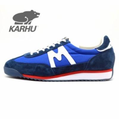KARHU KH805002 CHAMPIONAIR CLASSIC BLUE - WHITE     (MESTARI)/  カルフ スニーカー チャンピオンエア 青白
