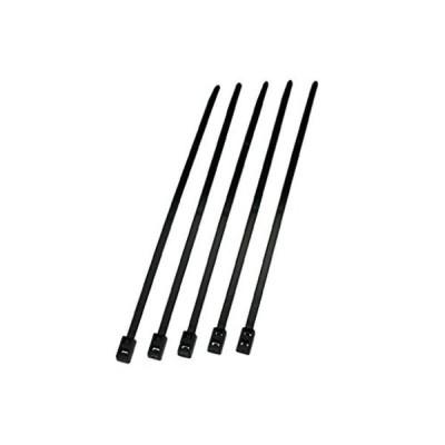 ポッシュ(POSH) ダブルヘッドタイ(8の字結束) ブラック M 208mm 5本入り 800271