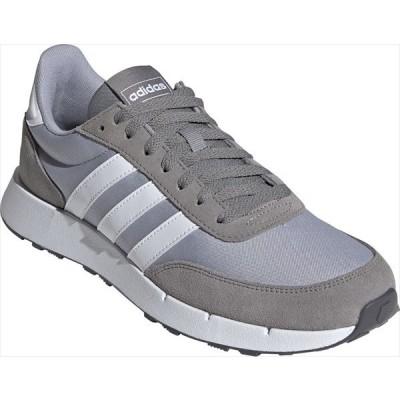 [adidas]アディダス メンズ カジュアルシューズ RUN 60s 2.0 M (FY5958)ハローシルバー/フットウェアホワイト/グレースリー[取寄商品]