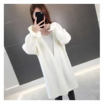 カーディガン ロング 秋物 アウター 中綿コート オーバーサイズジャケット 秋 冬 大きいサイズ ライトアウター コート 秋 大きいサイズ