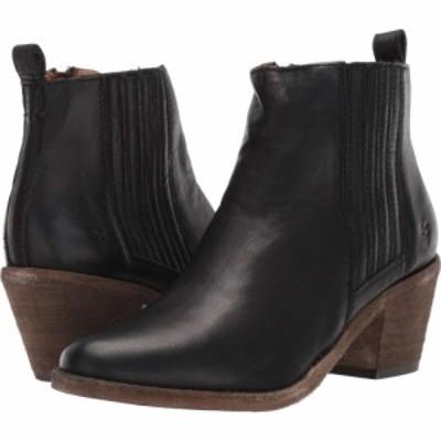 フライ Frye レディース ブーツ シューズ・靴 Alton Chelsea Black Soft Full Grain
