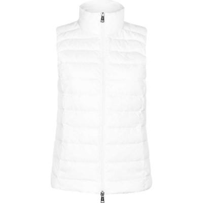 ラルフ ローレン Polo Ralph Lauren レディース ベスト・ジレ トップス 888 Packable Gilet Warm White