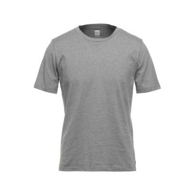 イレブンティ ELEVENTY T シャツ グレー L コットン 100% T シャツ
