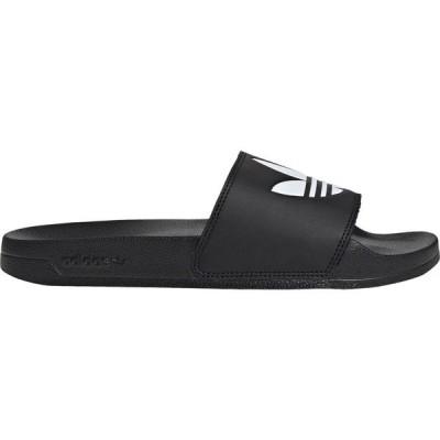アディダス adidas メンズ サンダル シューズ・靴 Adilette Lite Slides Black/White