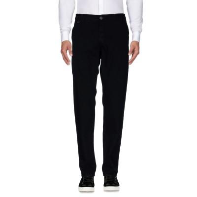LIU •JO MAN パンツ ブラック 42 コットン 97% / ポリウレタン 3% パンツ