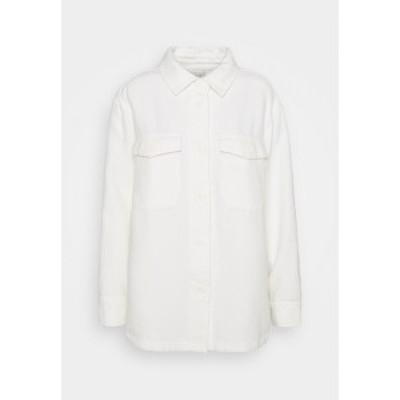 アメリカンイーグル レディース シャツ トップス CABIN - Button-down blouse - cream cream