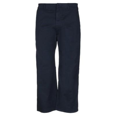 ヌメロ ヴェントゥーノ N°21 パンツ ダークブルー 52 コットン 98% / ポリウレタン 2% パンツ