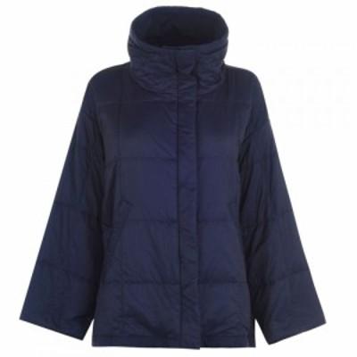 マックスマーラ Max Mara Weekend レディース コート アウター MMW Doria Quilt Coat Midn Blue