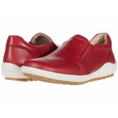 Rieker リーカー レディース 女性用 シューズ 靴 ローファー ボートシューズ R1421 Liv 21 Rosso【送料無料】