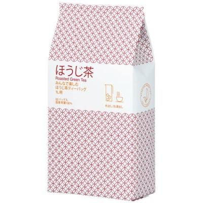 ハラダ製茶ハラダ製茶 みんなで楽しむほうじ茶ティーバッグ1L用 1袋(52バッグ入)