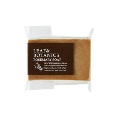 LEAF&BOTANICS (リーフアンドボタニクス) マザーソープ ローズマリー 洗顔料