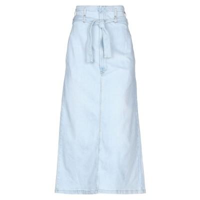 デパートメント 5 DEPARTMENT 5 デニムスカート ブルー XS コットン 98% / ポリウレタン 2% デニムスカート