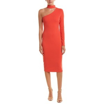 ヘイルボブ レディース ワンピース トップス Hale Bob Selena Midi Dress coral