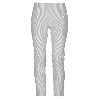 PESERICO SIGN パンツ 鉛色 42 コットン 99% / ポリウレタン 1% パンツ