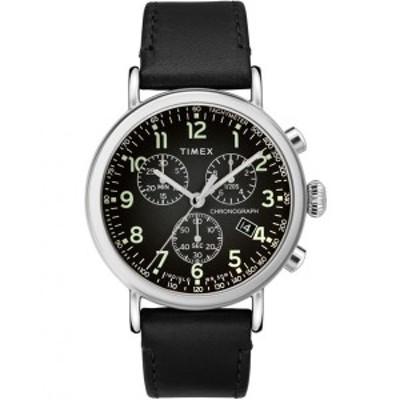 【正規品】TIMEX タイメックス 腕時計 TW2T21100 メンズ スタンダード クロノグラフ クオーツ