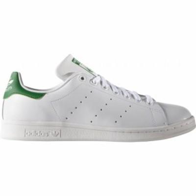 アディダス adidas メンズ スニーカー スタンスミス シューズ・靴 Originals Stan Smith Shoes White/Green