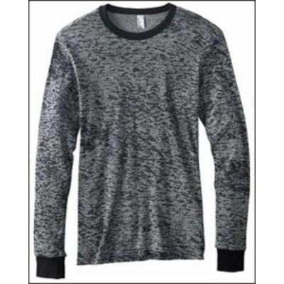 ファッション トップス Bella + Canvas Canvas Burnout Thermal Long Sleeve Style Fashion Cool 3600 S-2XL