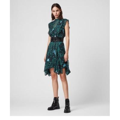 FLEUR WING ドレス・ワンピース