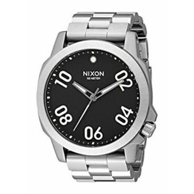 [ニクソン] NIXON 腕時計 メンズ RANGER 45 レンジャー45 ブラック A521000 A521-000 [並行輸入品]