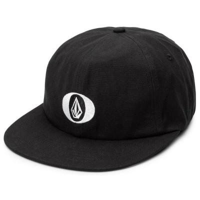 ボルコム Volcom メンズ キャップ 帽子 Stone O Cap Black