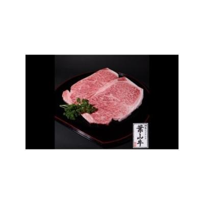 ふるさと納税 冨士屋牛肉店がお届けする【葉山牛】サーロインステーキ(約250g×2枚) 神奈川県逗子市