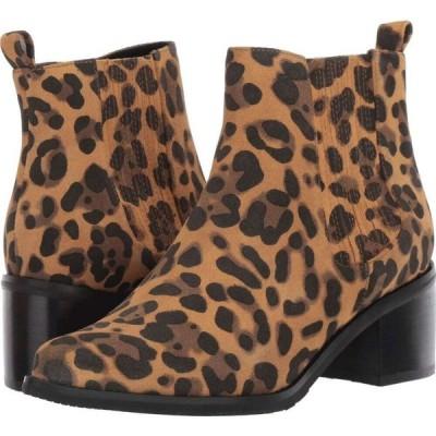 ブロンド Blondo レディース ブーツ シューズ・靴 Elvina Waterproof Bootie Leopard Suede