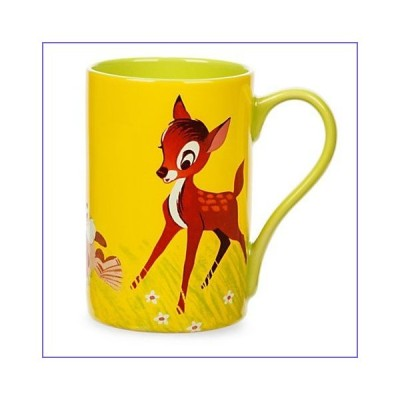 Disney Store Bambi and ThumperレコードカバーマグカップCoffe Cup 16?oz by Disney[並行輸入品]