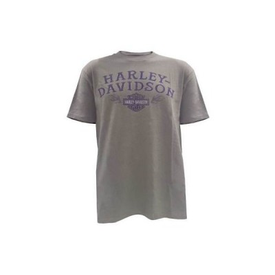 Tシャツ ハーレーダビッドソン Harley-Davidson Men's Stay Maintained Short Sleeve T-Shirt, Walnut 5504-HB5L