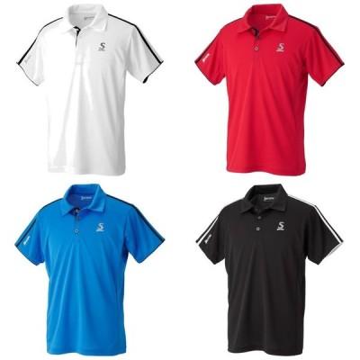 スリクソン SRIXON テニスウェア ユニセックス ポロシャツ SDP-1945 2019FW  [ポスト投函便対応]