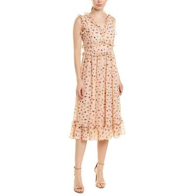 ベッツィジョンソン ワンピース トップス レディース Betsey Johnson A-Line Dress bare essential multicolor