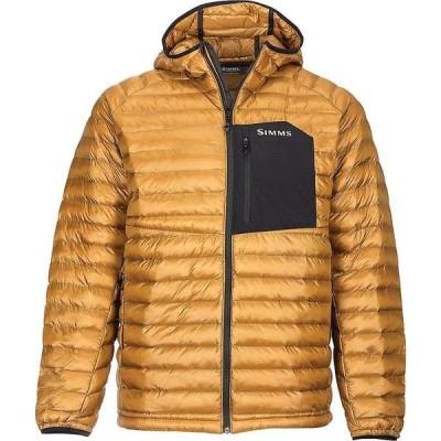 シムズ メンズ ジャケット・ブルゾン アウター Simms Men's ExStream Hooded Jacket