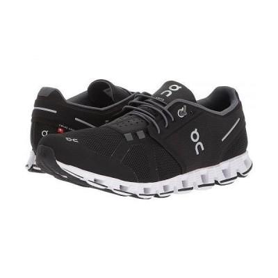 On オン メンズ 男性用 シューズ 靴 スニーカー 運動靴 Cloud 2.0 - Black/White