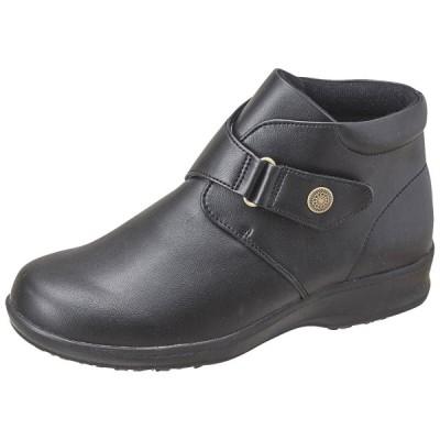 ムーンスター レディースファッション ブーツ ウィメンズ イブ EVE WPL077 ブラック MOONSTAR EVE-WPL077-BLACK