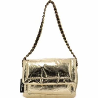 マーク ジェイコブス Marc Jacobs レディース ショルダーバッグ バッグ The Pillow shoulder bag Gold