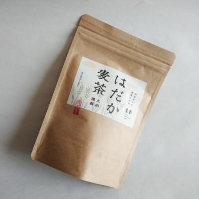 九州産 はだか麦使用 農薬 化学肥料不使用 はだか麦茶 賞味期限23年1月【代引き可能】