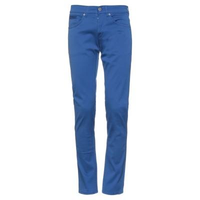 ドンダップ DONDUP パンツ ブルー 31 コットン 98% / ポリウレタン 2% パンツ