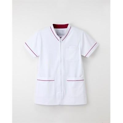ナガイレーベン HOS-4977 男女兼用スクラブ(男女兼用) ナースウェア・白衣・介護ウェア