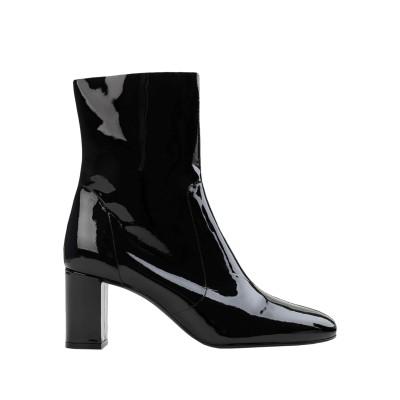 JONAK ショートブーツ ブラック 38 柔らかめの牛革 100% ショートブーツ