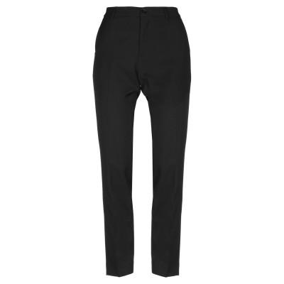 リュー ジョー LIU •JO パンツ ブラック 44 ポリエステル 88% / ポリウレタン 12% パンツ