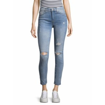 ハドソンジーンズ レディース パンツ デニム Nico Mid Rise Cotton Jeans